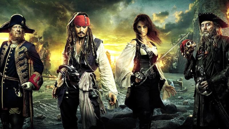Пираты Карибского моря. Капитан Джек Воробей